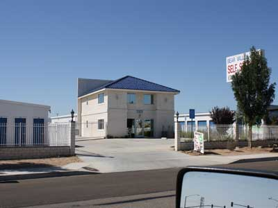 Commercial work for Rancho motor company in victorville
